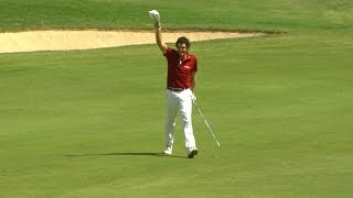 Top 10: Shots from TOUR Championship since 2007