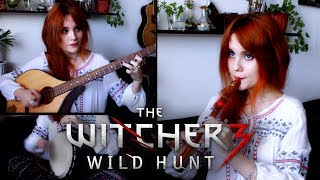 "Percival - Naranca (OST ""The Witcher 3: Wild Hunt"") (Cover by Gingertail)"