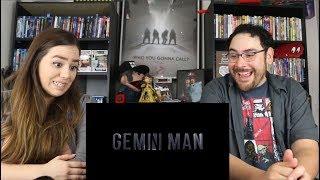 Gemini Man - Official Trailer Reaction / Review