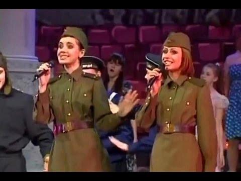 песня три танкиста катюша смуглянка слушать
