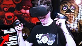LET THE NIGHTMARES BEGIN... || Five Nights at Freddy's VR: Help Wanted Part 1