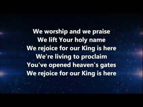 The King Is Here (Live) | Kim Walker-Smith