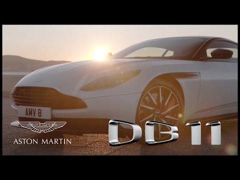 The V8-powered Aston Martin DB11 | Revealing a sporting character