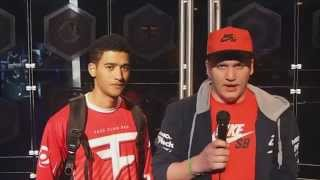 Interview with @FaZe_ProoF from the Call of Duty World Champions