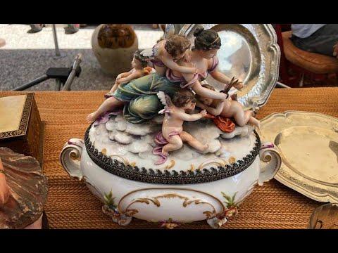 Путешествие во времени, Блошиный рынок, Антиквариат Винтаж Старинный фарфор и украшения photo