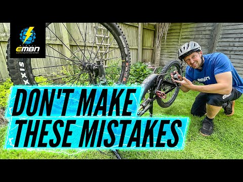 10 E Bike Beginner Mistakes To Avoid On Your First Bike Ride