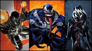 Alternate Versions Of Venom