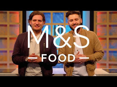 marksandspencer.com & Marks and Spencer Voucher Code video: Extra Helpings   Episode 4   Cooking with the Stars   M&S FOOD