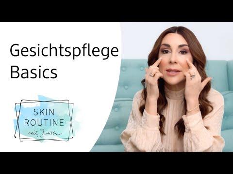 Die Basics der Gesichtspflege | Skin Routine mit Judith Williams