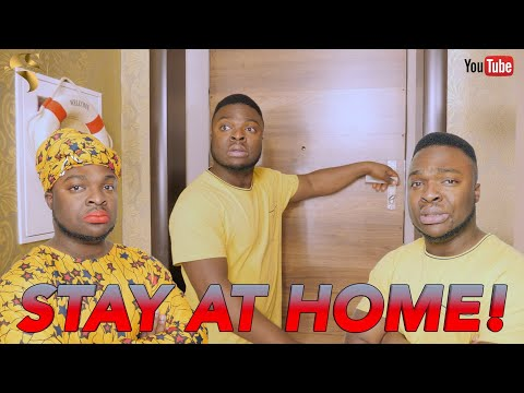 African Home: When The Boredom Hits You Really Hard (Quarantine)