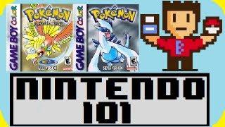 Nintendo 101 - The History of Pokemon Gold/Silver!