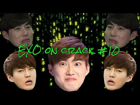 EXO on crack #10 Suho's life after lotto