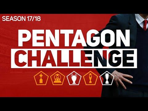 PENTAGON CHALLENGE - FOOTBALL MANAGER 2020 #17