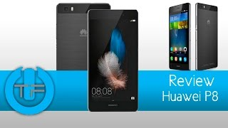 Video Huawei P8 Lite XZefF17LZqw