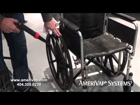 Cleaning & Sanitizing  Medical Devices with Dry Steam