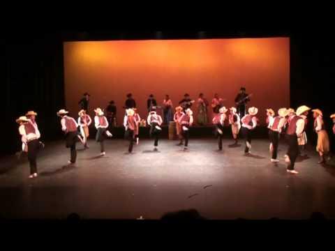 Ballet Folklórico Mexiquense Jem-Miadtza - Calabaceado