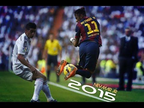 Neymar Jr ●King Of Dribbling Skills● 2015  HD 