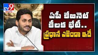 Andhra Pradesh key cabinet today, crucial decisions expect..