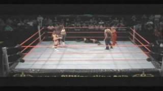 OVW: TNA Knockout Sojo Bolt takes out Stampede wrestlings Belle Von Black