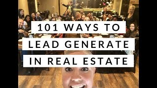 101 Ways to Lead Generate in Real Estate - Patricia Zars