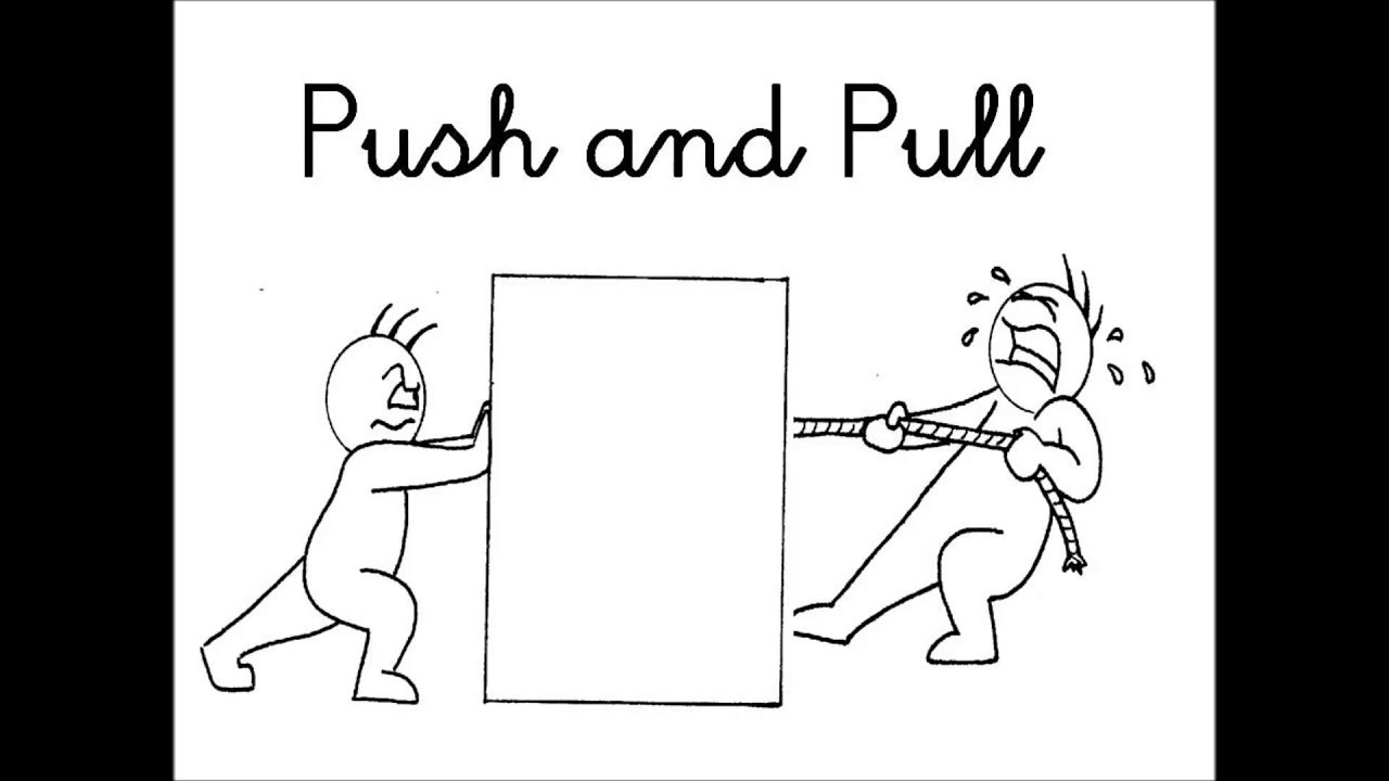 Push And Pull Song Youtube