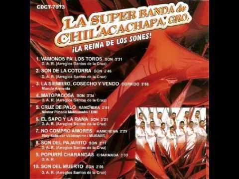 El Original Son del Muerto - Banda Chilacachapa de Don Santos De La Cruz