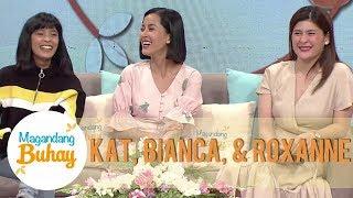 Kat Galang shares how sweet her daughter is   Magandang Buhay