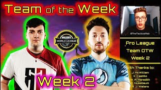"""""""Top 5"""" Players of Week 2! 