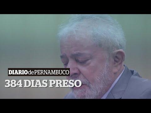 A primeira entrevista de Lula