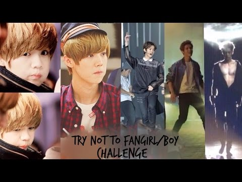 [Luhan Version] Try not to fangirl/boy challenge