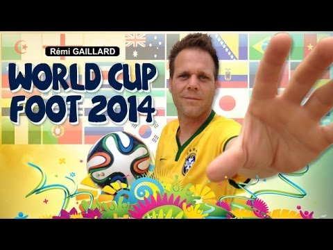 Rémi Gaillard Celebrates The World Cup