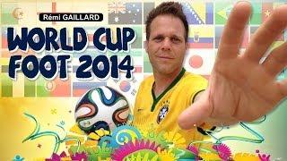 Pogledajte kako je Remi Gaillard najavio svjetsko prvenstvo u Brazilu