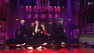 BTS - Boy With Luv [SNL] 130419 LIVE 🔴