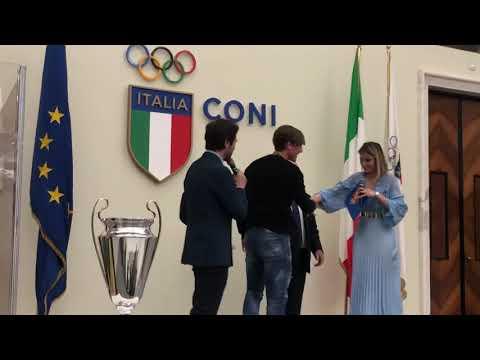 """VIDEO - Zaniolo: """"De Rossi è una grande perdita. Rinnovo? Voglio restare a Roma"""""""
