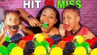 VIRAL TIKTOK JELLY FRUIT CANDY CHALLENGE MUKBANG 먹방 | QUEEN BEAST