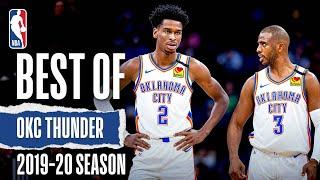 Best Of OKC Thunder | 2019-20 NBA Season