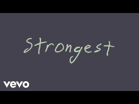 Ina Wroldsen - Strongest (Official Lyric Video)