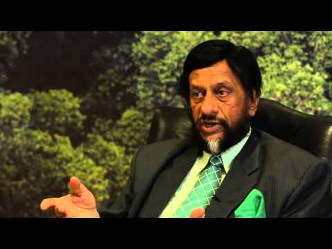 Forests Asia 2014 – Interview: Rajendra Pachauri on opportunities for reducing emissions