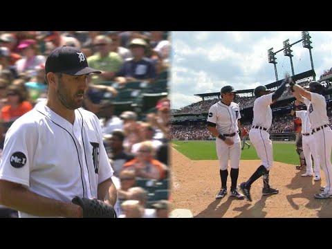 Detroit Tigers vs Houston Astros