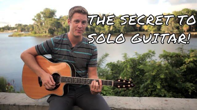 learn solo guitar in 5 minutes jesse lane youtube. Black Bedroom Furniture Sets. Home Design Ideas