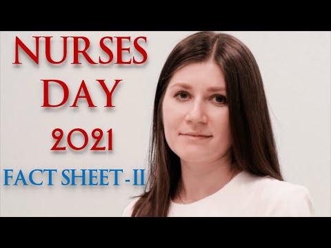 Nurses Day 2021 Theme  - ICN International Nurses Day - STRESS & BURNOUT IN NURSING COMMUNITY