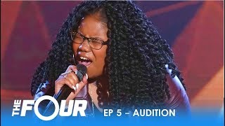 Kateri Blufold: Young CONFIDENT Gospel Singer SLAYS! | S2E5 | The Four