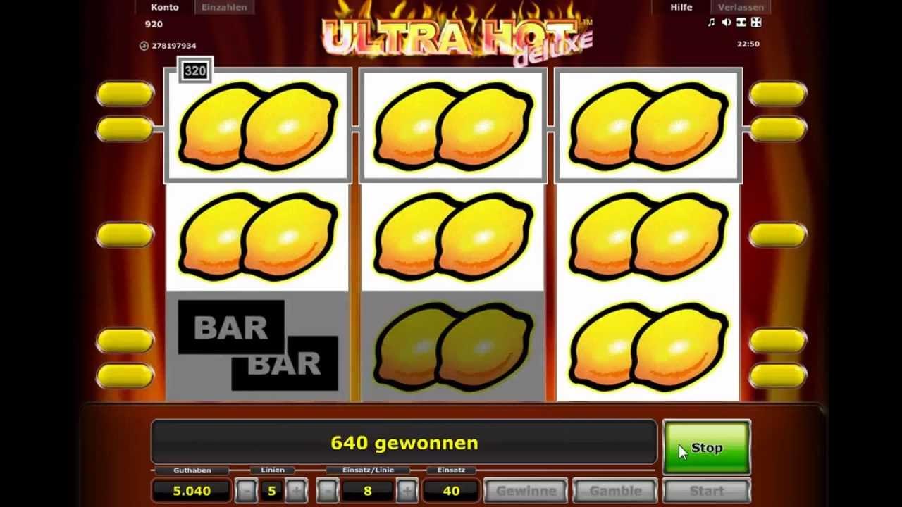 Novoline Ultra Hot Kostenlos Spielen