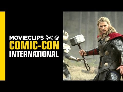 Comic Con Must See - Saturday July 20, 2013 HD