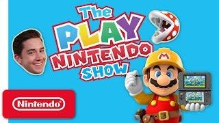 The Play Nintendo Show – Episode 12: Super Mario Maker for Nintendo 3DS