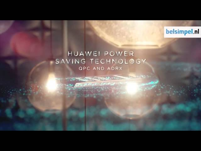 Belsimpel-productvideo voor de Huawei Ascend P2 Black
