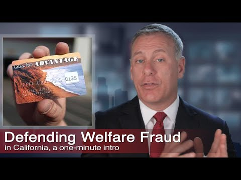 323-464-6453  More welfare fraud legal info: http://www.losangelescriminallawyer.pro/welfare-fraud.html  Call for a free consultation with the Kraut Law Group 24 hours-a-day, seven days-a-week, for help with your welfare fraud legal case. ...