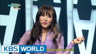 miss A - Only You (다른 남자 말고 너) [Music Bank HOT Stage / 2015.04.10]