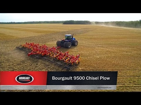 Bourgault 9500 Series Chisel Plow
