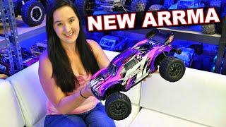 ARRMA VORTEKS BLX RC Car!!! - BACK & BETTER THAN EVER! 1/10 RTR 4X4 3S STADIUM TRUCK! - TheRcSaylors